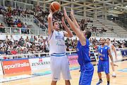 TRENTO, 26/07/2012<br /> TRENTINO BASKET CUP 2012<br /> ITALIA - BOSNIA ED ERZEGOVINA<br /> NELLA FOTO: DAVID CHIOTTI<br /> FOTO CIAMILLO
