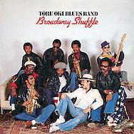 Toro Oki Blues Band, Broadway Shuffle, Album Cover