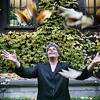 Nederland,Rotterdam ,3 november 2008..Jantine Kriens, wethouder Volksgezondheid, Welzijn en Maatschappelijke Opvang. Alderman Health, Welfare and Social Relief.