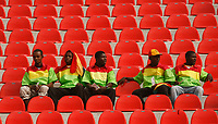 Photo: Steve Bond/Richard Lane Photography.<br />Ghana v Morocco. Africa Cup of Nations. 28/01/2008. Waiting for the main event