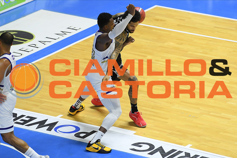 Gamble Julian<br /> Happy Casa Brindisi - Segafredo Virtus Bologna<br /> Semifinali - Gara 2<br /> Legabasket Serie A UnipolSAI 2020/2021<br /> Brindisi, 25/05/2021<br /> Foto GiulioCiamillo/ Ciamillo-Castoria