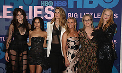 May 29, 2019 - New York City, New York, U.S. - Actresses  SHAILENE WOODLEY ZOE KRAVITZ, LAURA DERN, REESE WITHERSPOON, MERYL STREEP and NICOLE KIDMAN attend HBO's Season 2 premiere of 'Big Little Lies' held at Jazz at Lincoln Center. (Credit Image: © Nancy Kaszerman/ZUMA Wire)