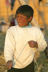 Young Uros Boy