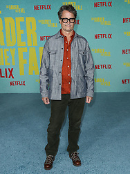 Production designer Martin Whist arrives at the Los Angeles Premiere Of Netflix's 'The Harder They Fall' held at the Shrine Auditorium and Expo Hall on October 13, 2021 in Los Angeles, California, United States. Photo by Xavier Collin/Image Press Agency/ABACAPRESS.COM