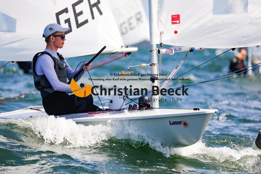 , Travemünder Woche 19. - 28.07.2019, Laser Radial - GER 210922 - Moritz BRANDT - Segler-Club Dümmer e. VP