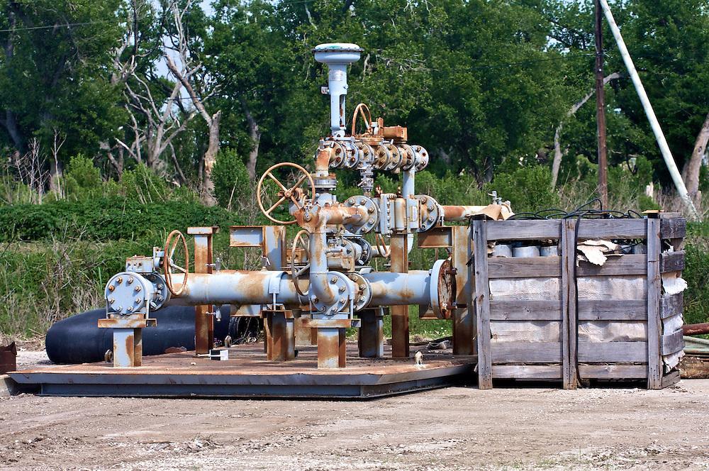 Antique Gas Works, Pointe A La Hache, LA