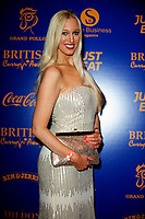 Hayley Palmer at  the British Curry Awards, at Evolution Battersea park London.