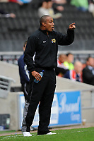Milton Keynes Dons/Walsall Coca Cola League one  10.10.09 <br /> Photo: Tim Parker Fotosports International<br /> Paul Ince MK Dons manager during the game