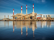 Ravenswood Generating Station is a power plant in Long Island City in Queens, New York Cty.