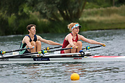 Race: 169  Mx.2x (Band 2)  Final<br /> <br /> Peterborough Summer Regatta 2018 - Sunday<br /> <br /> To purchase this photo, or to see pricing information for Prints and Downloads, click the blue 'Add to Cart' button at the top-right of the page.
