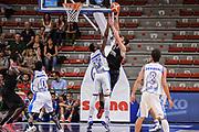 DESCRIZIONE : Trofeo Meridiana Dinamo Banco di Sardegna Sassari - Olimpiacos Piraeus Pireo<br /> GIOCATORE : Michalis Tsairelis Jarvis Varnado<br /> CATEGORIA : Tiro Controcampo Difesa<br /> SQUADRA : Olimpiacos Piraeus Pireo<br /> EVENTO : Trofeo Meridiana <br /> GARA : Dinamo Banco di Sardegna Sassari - Olimpiacos Piraeus Pireo Trofeo Meridiana<br /> DATA : 16/09/2015<br /> SPORT : Pallacanestro <br /> AUTORE : Agenzia Ciamillo-Castoria/L.Canu