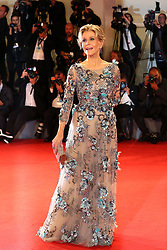 Jane Fonda and Robert Redford walk the red carpet ahead of the 'Our Souls At Night' screening during the 74th Venice Film Festival at Sala Grande. 01 Sep 2017 Pictured: Jane Fonda (attrice), Robert Redford. Photo credit: MEGA TheMegaAgency.com +1 888 505 6342