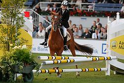 Coen Julia, Okidoki<br /> CSIOAachen 2007 Ponies<br /> © Hippo Foto - Dirk Caremans