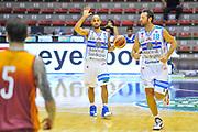 """DESCRIZIONE : Torneo Città di Sassari """"Mimì Anselmi"""" Dinamo Banco di Sardegna Sassari - Galatasaray<br /> GIOCATORE : David Logan<br /> CATEGORIA : Palleggio Schema Mani<br /> SQUADRA : Dinamo Banco di Sardegna Sassari<br /> EVENTO :  Torneo Città di Sassari """"Mimì Anselmi"""" <br /> GARA : Dinamo Banco di Sardegna Sassari - Galatasaray<br /> DATA : 14/09/2014<br /> SPORT : Pallacanestro <br /> AUTORE : Agenzia Ciamillo-Castoria / Luigi Canu<br /> Galleria : Precampionato 2014/2015<br /> Fotonotizia : Torneo Città di Sassari """"Mimì Anselmi"""" Dinamo Banco di Sardegna Sassari - Galatasaray<br /> Predefinita :"""