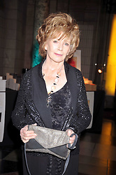 EDNA O'BRIEN at the Orion Publishing Group Author Party held at the V&A, London on 18th February 2009.