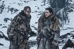 September 1, 2017 - Richard Dormer, Kit Harington..'Game Of Thrones' (Season 7) TV Series - 2017 (Credit Image: © Hbo/Entertainment Pictures via ZUMA Press)