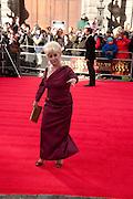 BARBARA WINDSOR, Olivier Awards 2012, Royal Opera House, Covent Garde. London.  15 April 2012.