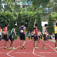C Division Boys 4x400m Relay