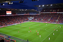 CARDIFF, WALES - Friday, September 6, 2019: A general view during the UEFA Euro 2020 Qualifying Group E match between Wales and Azerbaijan at the Cardiff City Stadium. (Pic by Paul Greenwood/Propaganda)