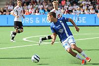 Fotball , 10. august 2013, Tippeligaen Eliteserien , Sogndal - Molde Tommy Høiland, Rune Bolseth, Taijo Teniste.<br /> <br /> Foto: Christian Blom , Digitalsport