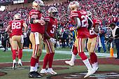 NFL-NFC Divisional Playoff-Minnesota Vikings at San Francisco 49ers-Jan 11, 2020