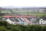 A general view of Bamburgh city centre and its residential architecture on Wednesday, March 17, 2021. Bamburgh is home to the most important Anglo-Saxon archaeological sites in the world, the Bamburgh Castle. (Photo/ Vudi Xhymshiti)