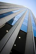 Skyscraper in downtown Seattle, Washington.