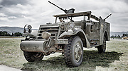M3A1 Scout Car at WAAAM.