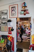 Retro Americana in Boden, Sweden