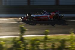 October 17, 2018 - Valencia, Spain - 94 WEHRLEIN Pascal (deu), MAHINDRA RACING Team during the Formula E official pre-season test at Circuit Ricardo Tormo in Valencia on October 16, 17, 18 and 19, 2018. (Credit Image: © Xavier Bonilla/NurPhoto via ZUMA Press)