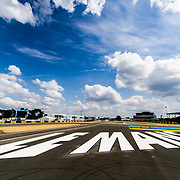 Le Mans Tuesday