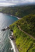 Kaumahina State Wayside Park, Hana Coast, Maui, Hawaii