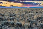 Bighorn Basin in Northwest Wyoming