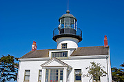 Point Pinos Lighthouse, Pacific Grove, California