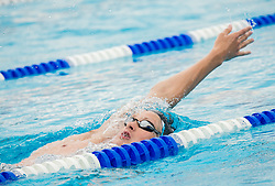Gasper Oder during practice session of Slovenian Swimming National Team, on June 7, 2017 in Zusterna, Koper / Capodistria, Slovenia. Photo by Vid Ponikvar / Sportida