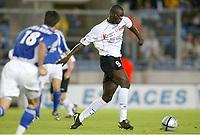 Fotball<br /> Frankrike 2004/05<br /> Strasbourg v Istres<br /> 28. august 2004<br /> Foto: Digitalsport<br /> NORWAY ONLY<br /> ABDOULAYE DIAGNE FAYE (IST)