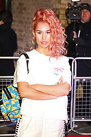 Raye, The Naked Heart Foundation's Fabulous Fund Fair, The Roundhouse, London UK, 20 February 2018, Photo by Richard Goldschmidt