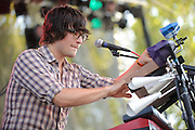 So Many Dynamos performing at LouFest in St. Louis on August 28, 2010.