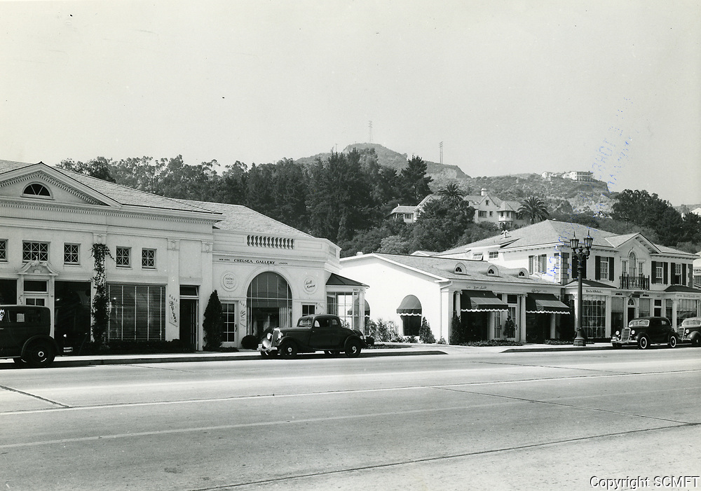1936 Sunset Blvd. near Sunset Plaza Dr. in West Hollywood