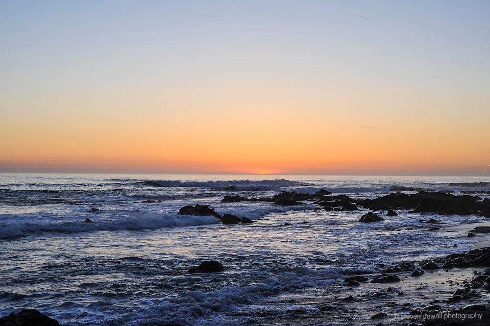 California Central Coast Ocean