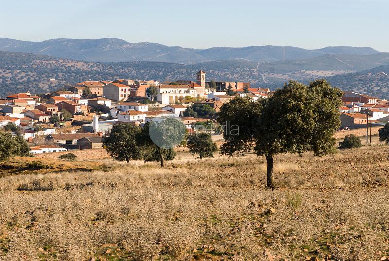 Almadenejos. Ciudad Real ©Antonio Real Hurtado / PILAR REVILLA