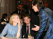 Cate Banchett & Mick Jagger.**EXCLUSIVE**.2005 Golden Globe Awards Miramax Post Party.Beverly Hilton Hotel.Beverly Hills, CA, USA.Sunday, January, 16, 2005.Photo By Selma Fonseca Celebrityvibe.com, New York, USA, Phone 212-410-5354, email:sales@celebrityvibe.com...