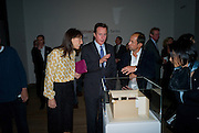 SAMANTHA CAMERON; DAVID CAMERON; CURATOR: ACHIM BORCHARDT-HUME, Mark Rothko private view. Tate Modern. 24 September 2008 *** Local Caption *** -DO NOT ARCHIVE-© Copyright Photograph by Dafydd Jones. 248 Clapham Rd. London SW9 0PZ. Tel 0207 820 0771. www.dafjones.com.