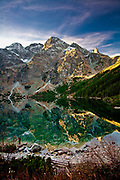 Morskie Oko, Tatry, Polska<br /> Morskie Oko, Tatra Mountains, Poland