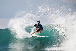 BALI, INDONESIA - MAY 19: Jeremy Flores of France advances to Round 4 of the 2019 Corona Bali Protected after winning Heat 5 of Round 6 at Keramas on May 19, 2019 in Bali, Indonesia. (Photo by Matt Dunbar/WSL via Getty Images)