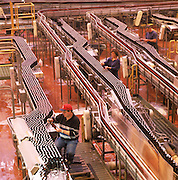 Budweiser Beer Product Inspection Line.