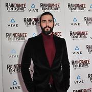 Dejan Bucin is a actor attends the Raindance Film Festival - VR Awards, London, UK. 6 October 2018.