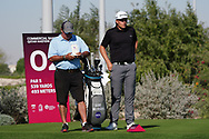 Sami Valimaki (FIN) on the 2nd during the Pro-Am of the Commercial Bank Qatar Masters 2020 at the Education City Golf Club, Doha, Qatar . 04/03/2020<br /> Picture: Golffile   Thos Caffrey<br /> <br /> <br /> All photo usage must carry mandatory copyright credit (© Golffile   Thos Caffrey)