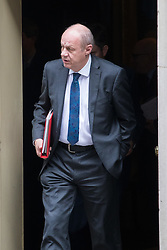 Downing Street, London, February 7th 2017. Work and Pensions Secretary Damian Green leaves 10 Downing Street following the weekly UK cabinet meeting.