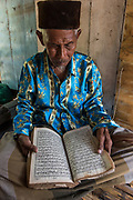 Local priest<br /> Sangiang Island<br /> West Nusa Tenggara <br /> Lesser Sunda Islands<br /> Indonesia